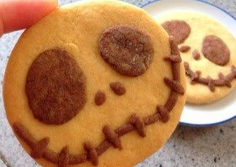 Jack Cookies for Halloween