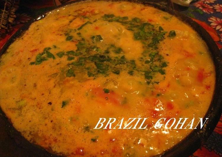 Recipe of Award-winning Moqueca Brazilian Cuisine