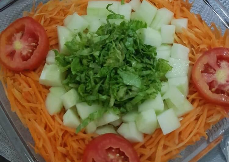 Recipe of Super Quick Homemade Coleslaw
