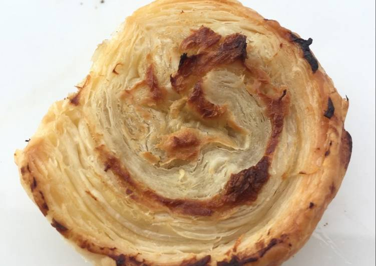 Recipe: Perfect Durian Pinwheel Pastry