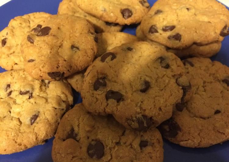 How to Prepare Homemade Cowboy Cookies