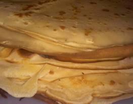 Frilloas (crepps)