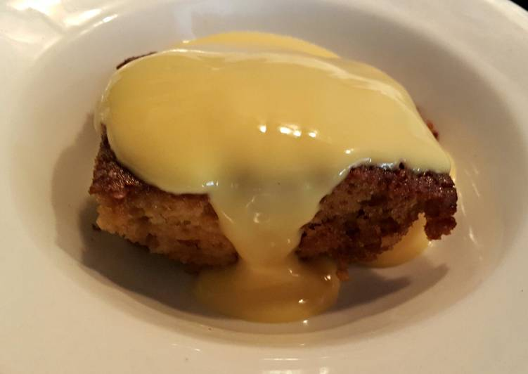 Malva Pudding - The Yummiest One