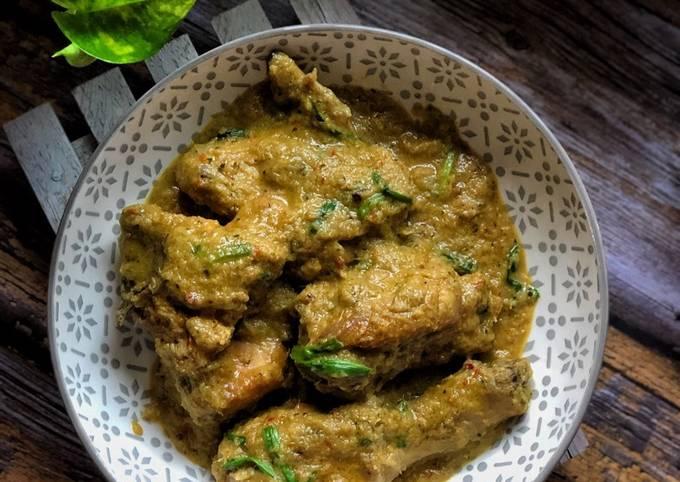 Cara Gampang Membuat Ayam Masak Kapitan yang Sempurna