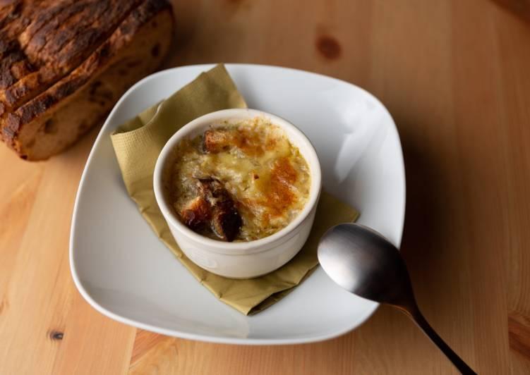 La Meilleur Recette De Soupe à l'oignon