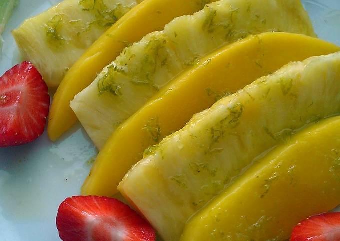 Vickys Mojito Fruit Salad GF DF EF SF NF