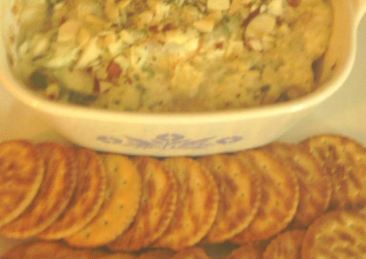 sunshine's spicy and tangy lobster dip