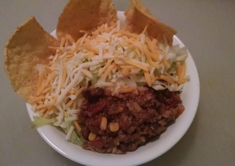 Crockpot Taco Chili