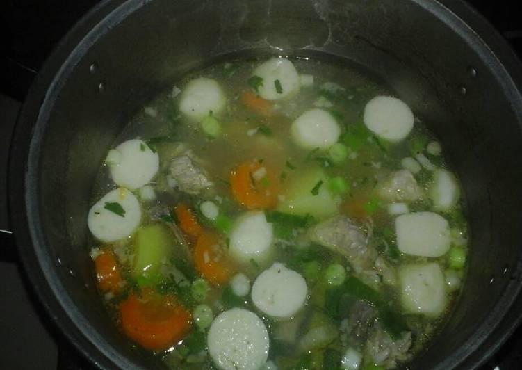Resep Sup Tulang B2 Oleh Mommy Duma Cookpad