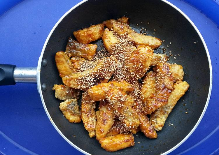 How to Make Ultimate Kung Po Fish Fillet