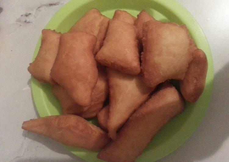 Resep Crunchy Mandazi My Mum 39 S Contest Yang Lezat