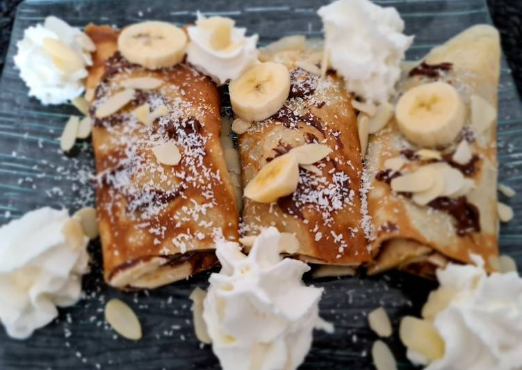 Comment Servir Crepes ultra moelleuse