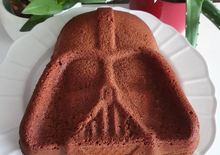 Comment Cuisiner Moelleux chocolat Dark Vador