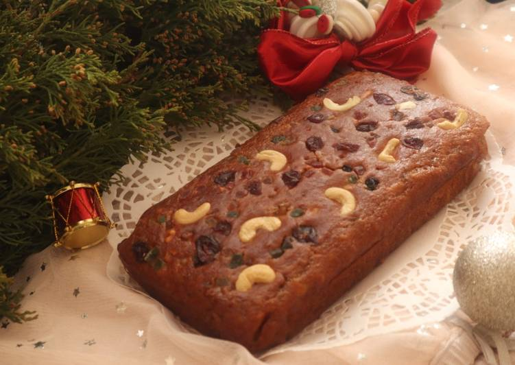 Recipe: Tasty Christmas  Cake