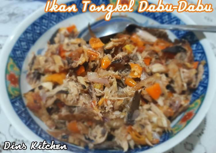 Ikan Tongkol Dabu-Dabu