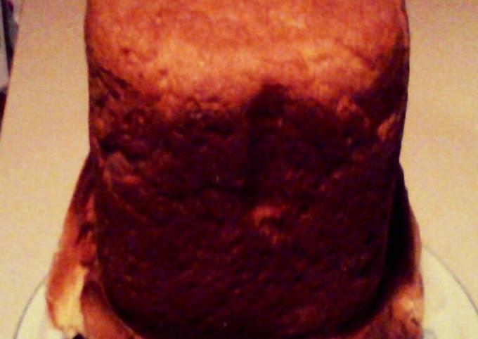 Recipe: Yummy Sweet Hawaiian Bread Machine Bread