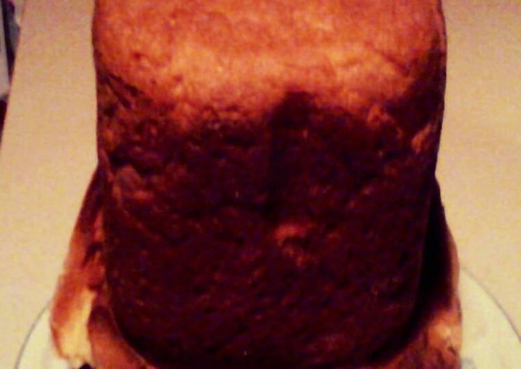 Sweet Hawaiian Bread Machine Bread