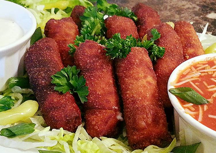 Simple Way to Make Favorite Mike's Foolproof Mozzarella Sticks