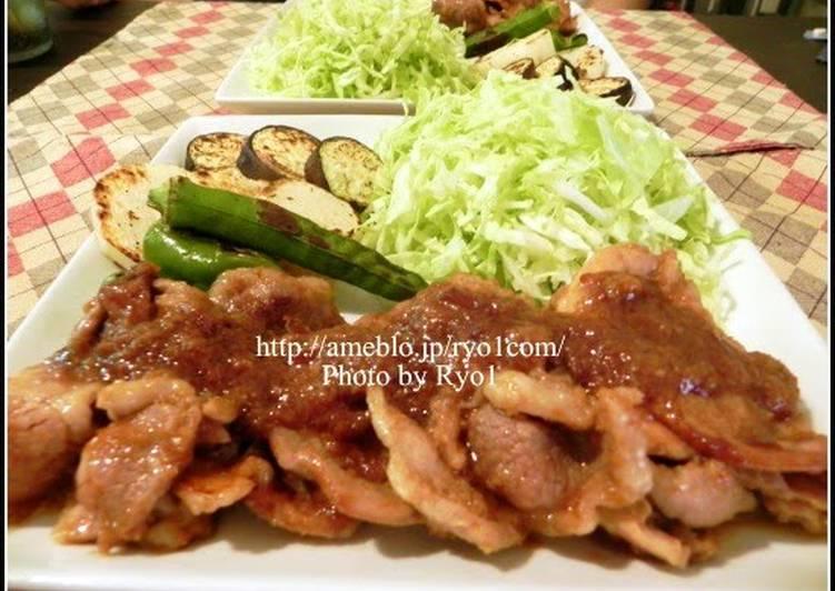 Recipe of Any-night-of-the-week Tender Ginger Pork