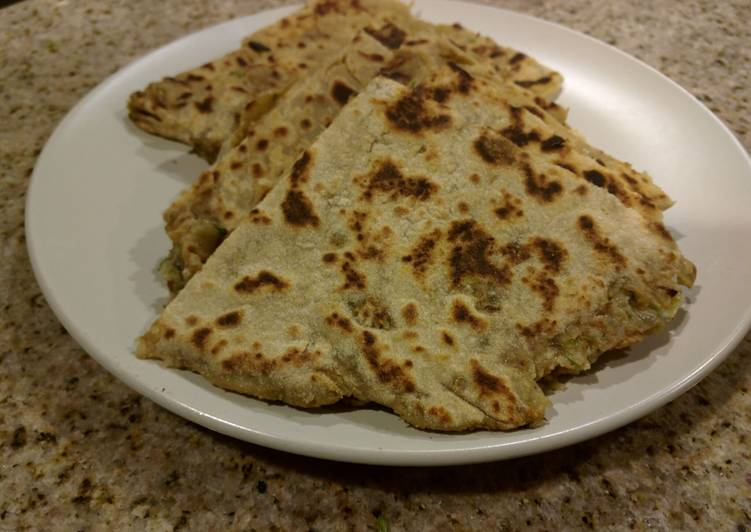 What are some Dinner Easy Refreshing Gobhi paratha