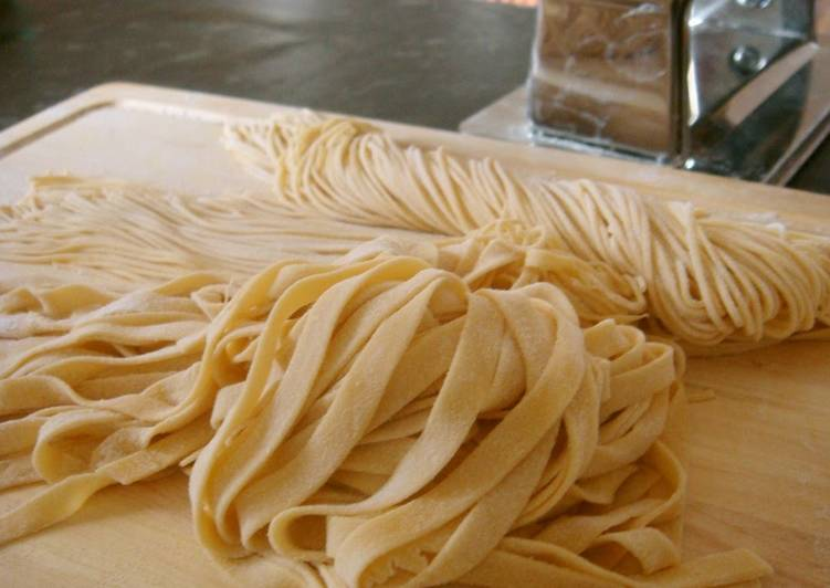 Recipe of Perfect Easy Homemade Pasta