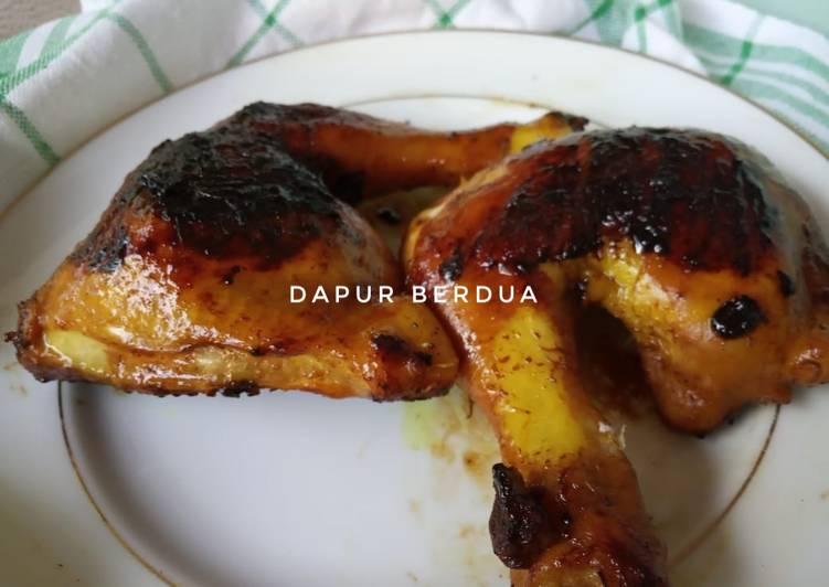 Ayam Bakar Kecap Sambal Terasi