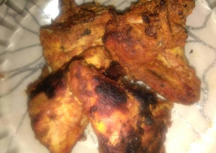 Ayam bakar padang #BikinRamadanBerkesan