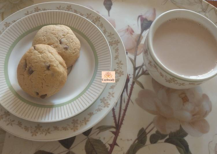 Traditional Choc chip cookies