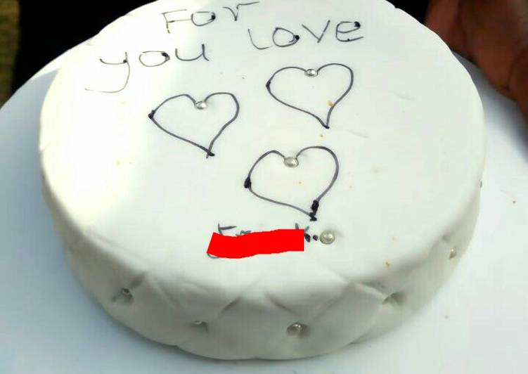 Step-by-Step Guide to Make Favorite Fondant(plastic icing)