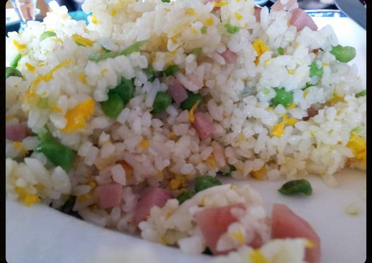 Recipe: Delicious AMIEs FRIED RICE