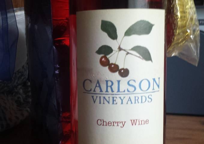 CARLSON FARMS ADULT CHERRY LEMONADE