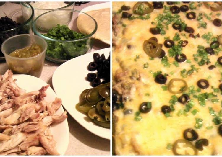 Easiest Way to Prepare Perfect Carrie's Chicken Enchilada Casserole