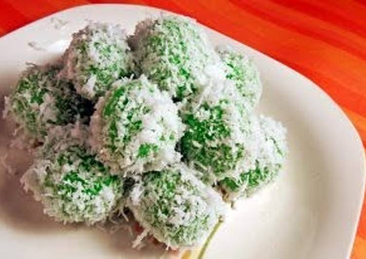 Your Overall Health Can Be Effected By The Foods You Choose To Consume Klepon (Sweet Rice Ball)
