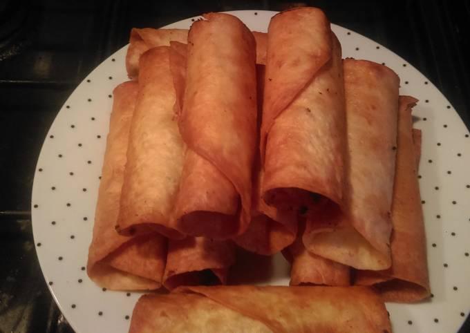 Mandys chicken flautas