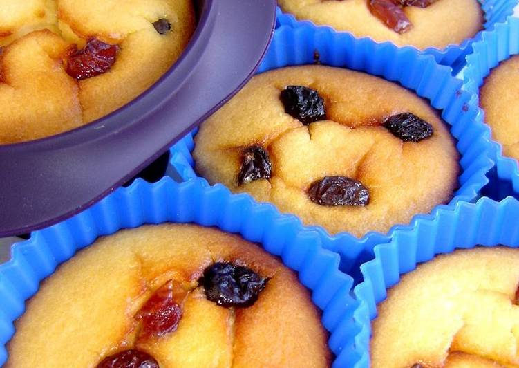 Healthy Recipe: Appetizing Healthy Okara Snack Honey Lemon Muffin and Cake