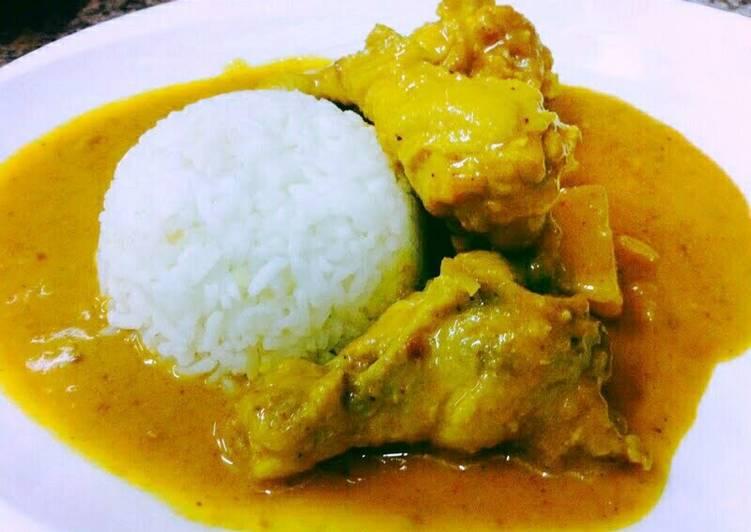 Kanya's Chicken Massaman Choosing Wholesome Fast Food