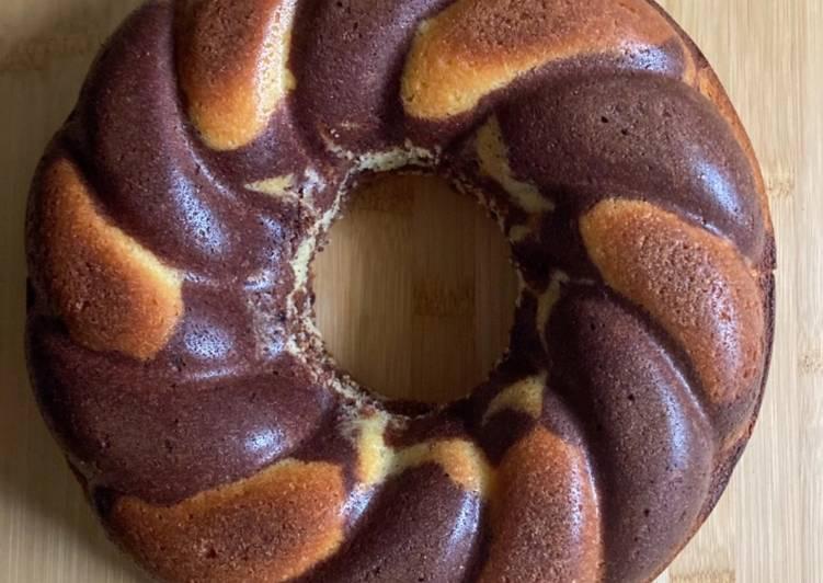 Comment faire Préparer Appétissante Gâteau Marbré