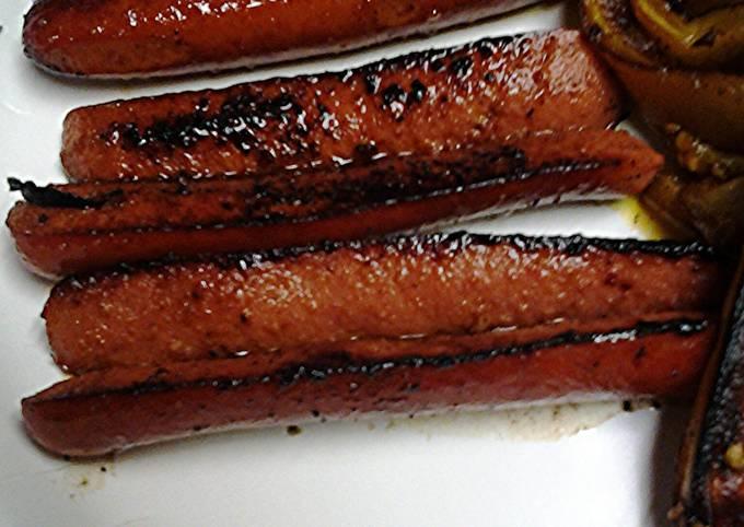 Split hotdogs