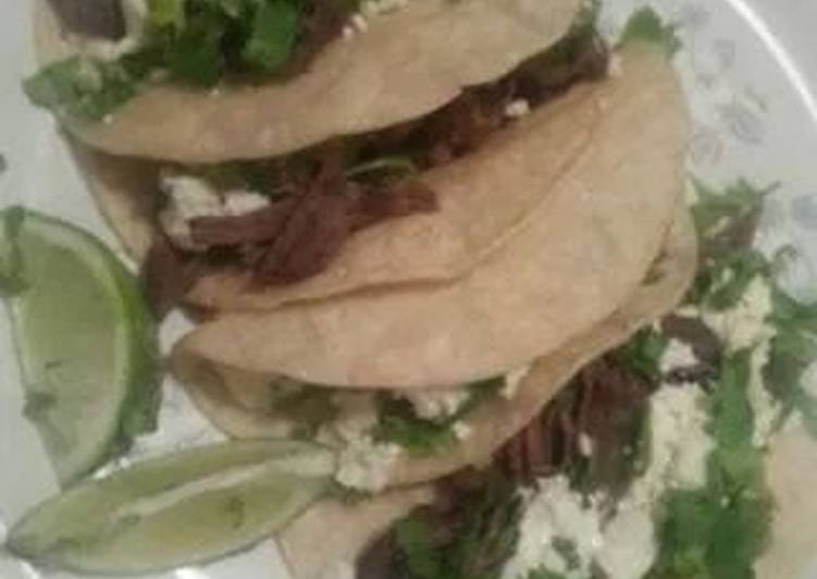 Steps to Prepare Favorite Best Tacos EVER