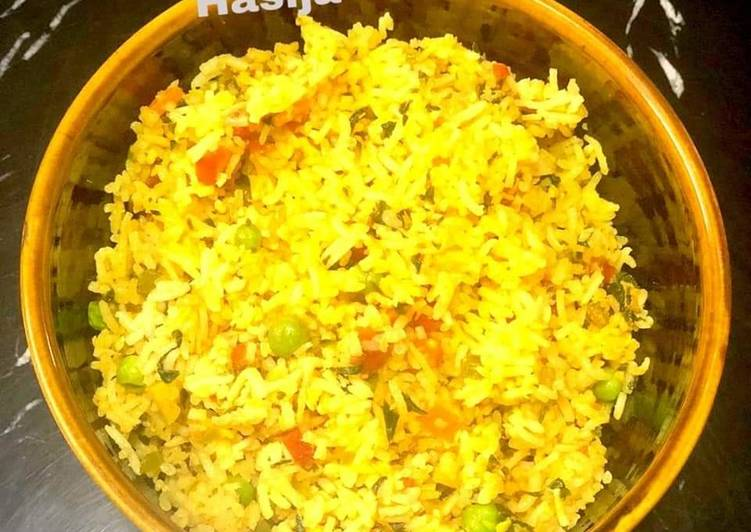 Fenugreek Veg Fried Rice