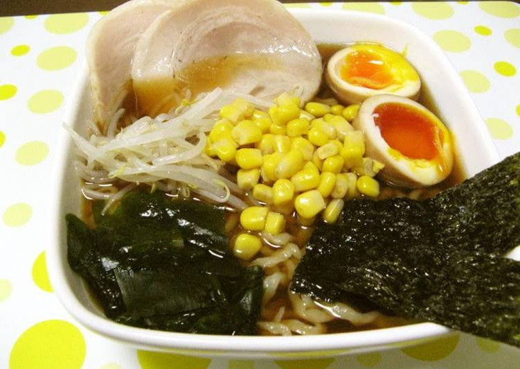 Your State Of Health Can Be Impacted By The Foods You Choose To Eat Our Family's Homemade Ramen
