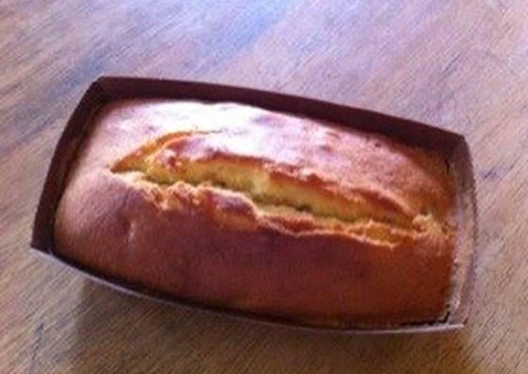 Candied Chestnut Poundcake