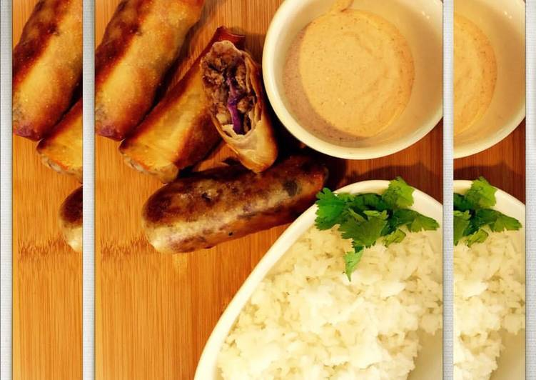 Made by You Groundie Rolls With Chipotle Dipping Sauce