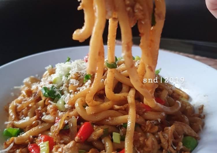 Yaki Udon (fried udon)🇯🇵