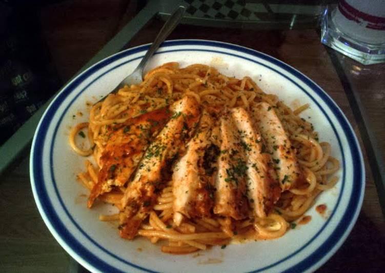 How to Make Delicious Diablo Spaghetti