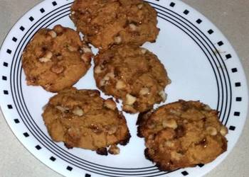 Easiest Way to Cook Appetizing Gluten Free Pumpkin White Chocolate Scones