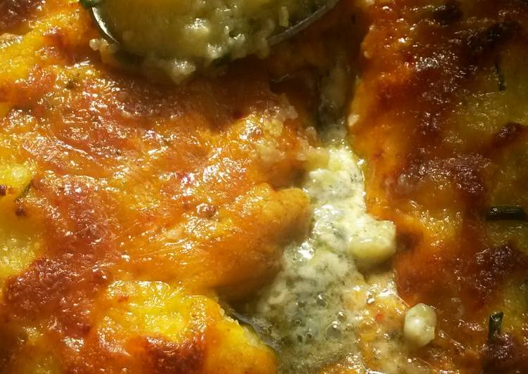 Easy Recipe: Perfect Sig's Two Cheese Polenta Bake