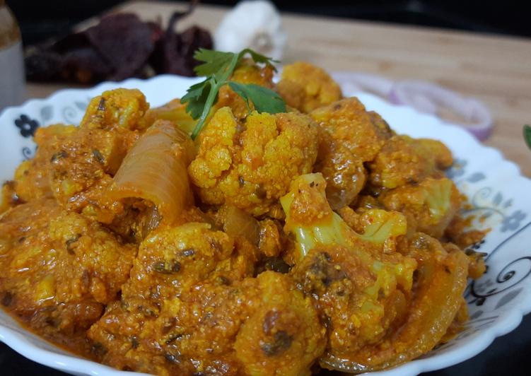 Recipe of Any-night-of-the-week Cauliflower tikka masala