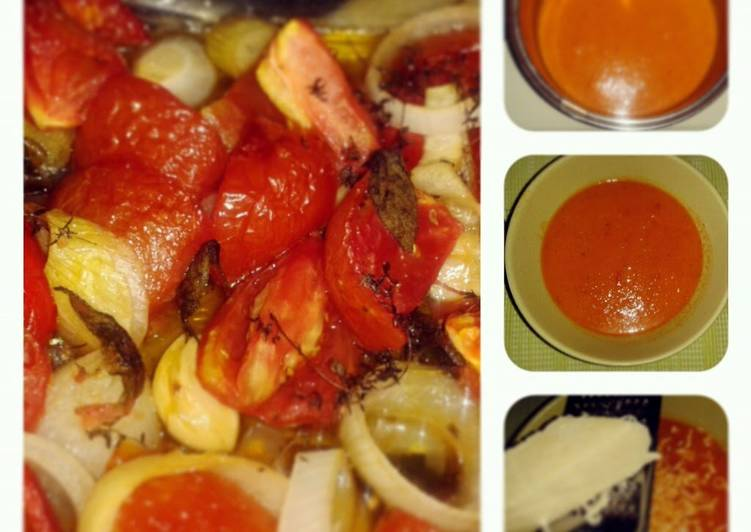 Roasted Tomato Soup, Choosing Wholesome Fast Food