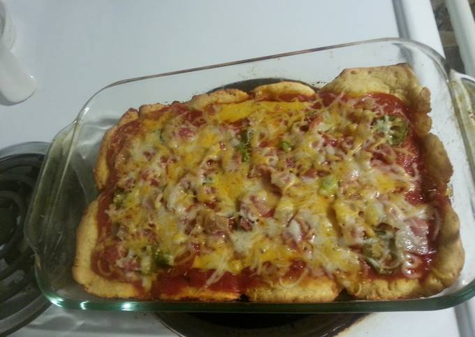 Easiest Way to Prepare Delicious Quick and Easy Biscuit Pizza